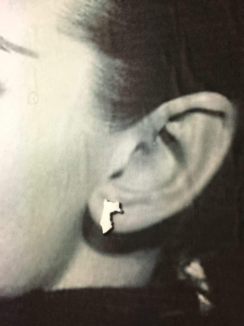 Silver Peru Earrings