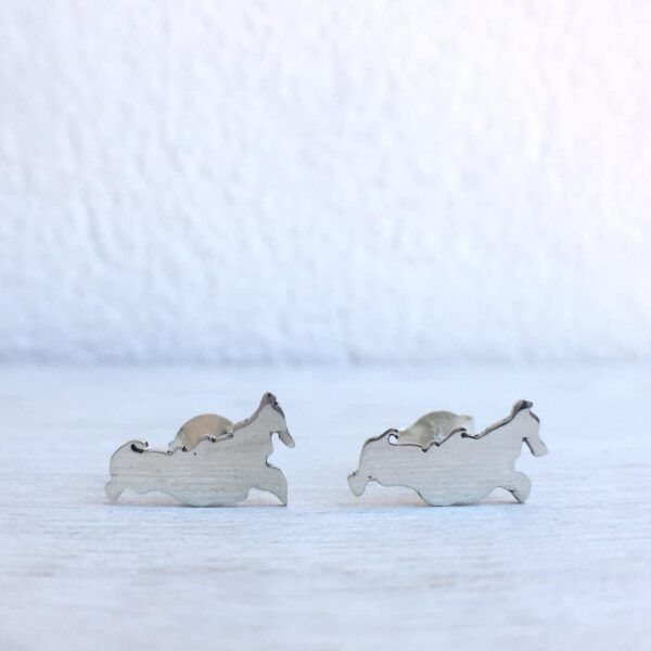 Silver Russia Earrings