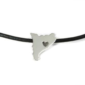 collar catalunya de plata