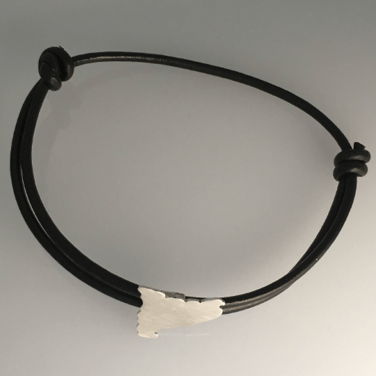 catalunya silver bracelet