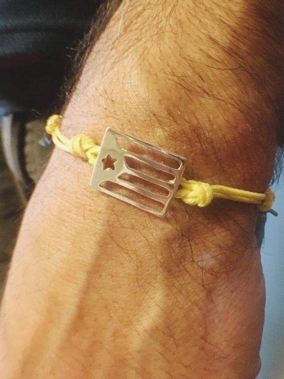 Catalunya Bracelet Estelada