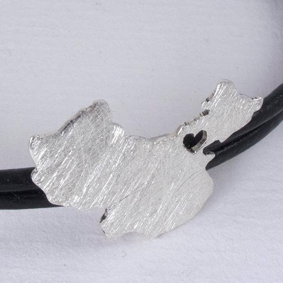 Silver China Bracelet